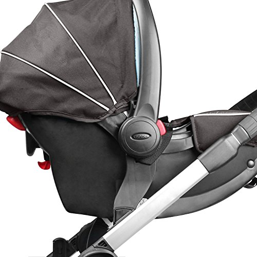 baby jogger car seat adapter city select versa graco click connect single toddler. Black Bedroom Furniture Sets. Home Design Ideas