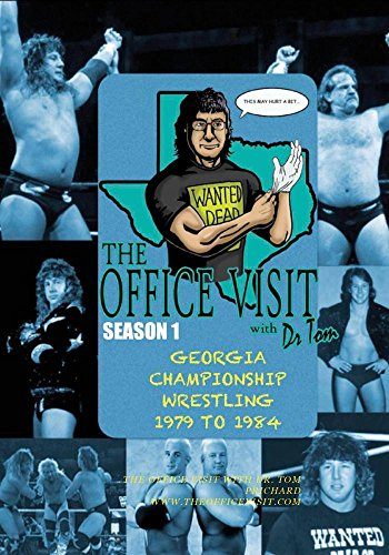 Georgia Championship Wrestling '79 to '84