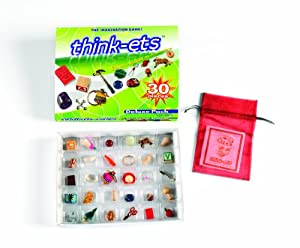 Think-ets Tiny Trinket Imagination Game (Deluxe Edition)