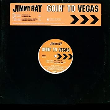 RAY, JIMMY - Goin' To Vegas - Promo - 12 inch 45 rpm