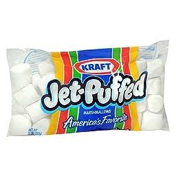 Kraft Jet-Puffed Marshmallows 10 Ounces (Pack of 3)