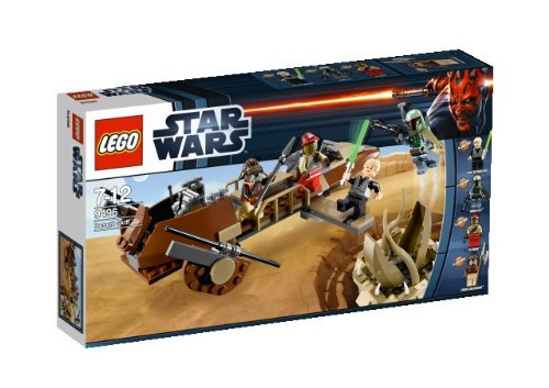 LEGO Star Wars 9496: Desert Skiff
