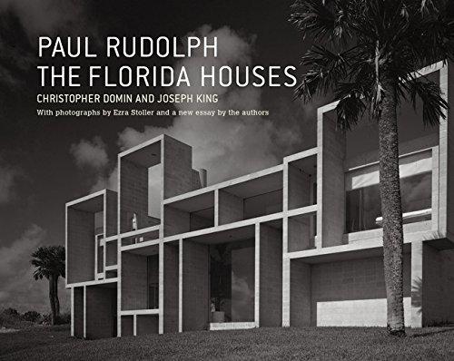 Paul Rudolph the Florida Houses (Paperback) /Anglais