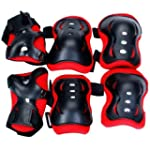 Tojoy 6pcs Kid Toddlers Cycling Rolle...