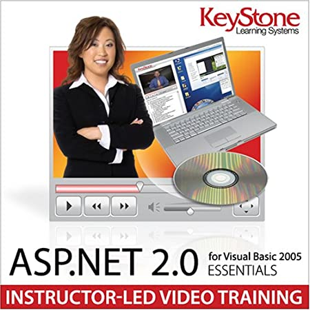 ASP.net 2.0 for Visual Basic 2005 Instructor-based Video Training