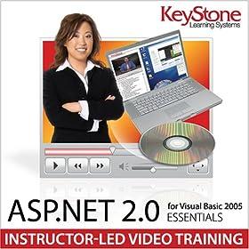 ASP.net 2.0 for Visual Basic 2005 Instructor-based Video Training
