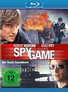 Spy Game - Der finale Countdown [Blu-ray]