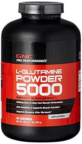 gnc-pro-performance-l-glutamine-powder-unflavored-16-oz-by-gnc-pro-performance