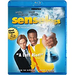 Senseless [Blu-ray]