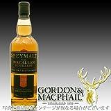 イギリス・スコットランド マッカラン蒸留所 ゴードン&マクファイル スペイモルト フロム マッカラン 1981 43% 700ml ボトラーズ ウイスキー スコッチ シングルモルト