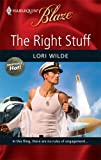 The Right Stuff (Harlequin Blaze)