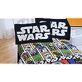 Star Wars Classic Full Sheet Set - Feat. Darth Vader, Boba Fett, Chewbacca, Yoda & More