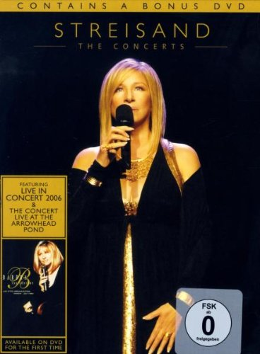 Barbra Streisand - The Concerts [DVD]