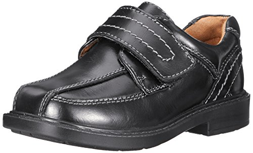 Hush Puppies Oberlin Loafer (Toddler/Little Kid/Big Kid),Black Multi,9.5 MW US Toddler