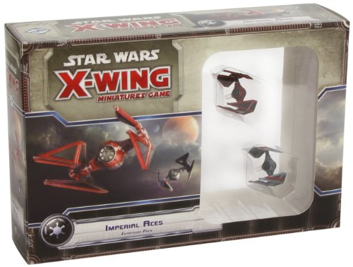 Star Wars X-Wing: Imperial Aces Expansion Pack (Star Wars Rebels Imperial compare prices)