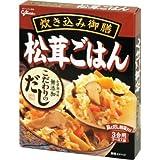 グリコ 炊き込み御膳松茸ごはん 223g (2入り)