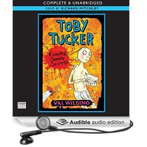 Toby Tucker: Keeping Sneaky Secrets (Unabridged)