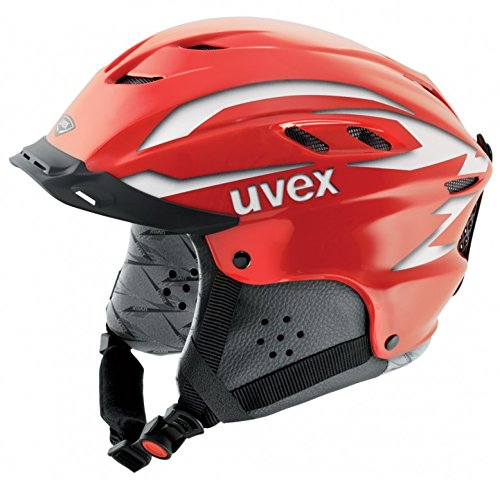 Skihelm Uvex X-Ride Junior Motion green
