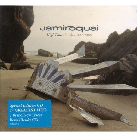 Jamiroquai - High Times: Singles 1992-2006 - Digipack Edition Limitée 2 CD - Zortam Music
