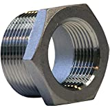 Stainless Steel 316 Cast Pipe Fitting, Hex Bushing, Class 150, NPT Male X NPT Female