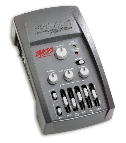 Fishman PRO EQ Platinum Bass Preamp EQ/DI