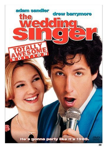 Cover art for  The Wedding Singer (Totally Awesome Edition)