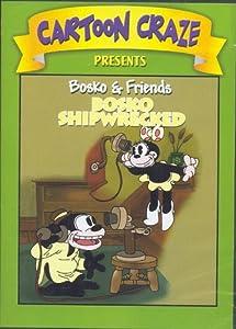 Bosko & Friends: Bosko Shipwrecked [Slim Case]