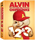 Alvin and the Chipmunks 1, 2 & 3 [Blu-ray]