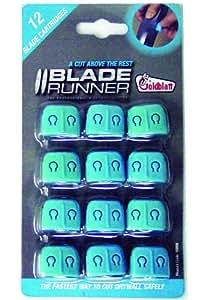 Goldblatt G15856 Blade Runner Replacement Blades, 12- Pack