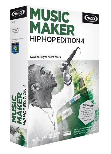 Music Maker Hip Hop 4 (PC)