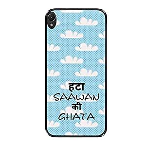 Vibhar printed case back cover for Sony Xperia Z3 saawan