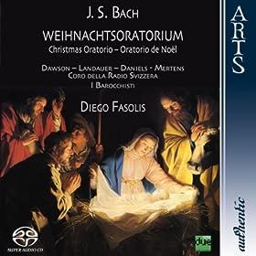 Sechster Teil - Herr, Wenn Die Stolzen Feinde Schnauben: Recitativo � 4 - Was Will Der H�llen Schrecken Nun (Bach)