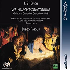 F�nfter Teil - Ehre Sei Dir, Gott, Gesungen: Aria - Erleucht Auch Meine Finstre Sinnen (Bach)