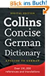 Collins Concise English-German Dictio...