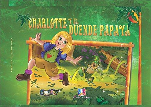 Portada del libro Charlotte y el Duende Papaya de Karin Solidoro