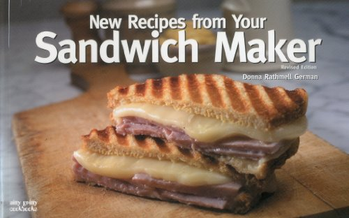 New Recipes From Your Sandwich Maker (Nitty Gritty), German, Donna Rathmell