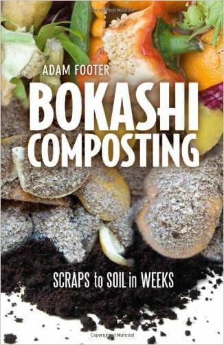 Bokashi Composting: Scraps to Soil in Weeks