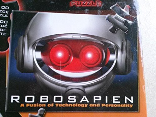 "Wowwee Robosapien Glow in the Dark Puzzle - 9"" x 12"""