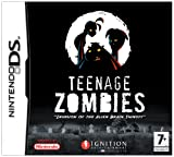 Teenage Zombies: Invasion of the Alien Brain Thingys! (Nintendo DS)