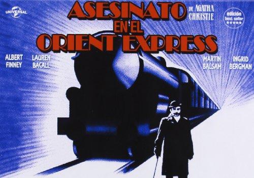 Asesinato En El Orient Express - Edición Horizontal [DVD]
