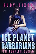 Ice Planet Barbarians: A SciFi Alien Serial Romance