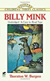 Billy Mink (Dover Childrens Thrift Classics)