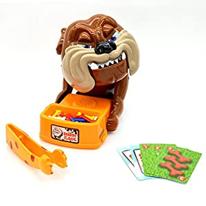 Beyoung® 2016 Latest Funny Parent Child Games Beware Of The Dog Don't Wake The Dog Toys, Funny Electronic Pet Dog Toys Bad Dog Gnaw Bones(ABS)