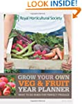 RHS Grow Your Own Veg & Fruit Year Pl...
