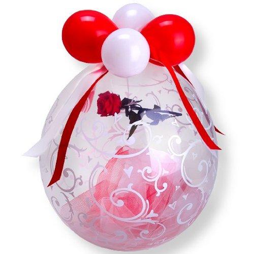 Stuffer-Ballon Rose online bestellen