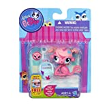 Minka Mark and Minka Mark Friend Littlest Pet Shop Favorite Pets #3229 / #3230 Figures