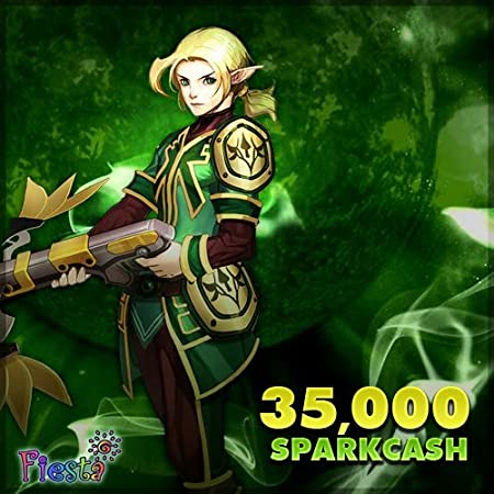 35,000 Sparkcash: Fiesta Online [Game Connect]