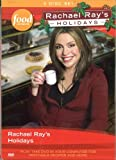 Rachael Ray's Holidays 3 discs (30 Minute Meals Holidays in a Hurry / Thanksgiving in 60 / Holiday Entertaining in 60)