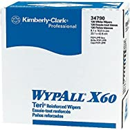 LagasseSweet KCC34790 Wypall X60 Teri Wiper-PAPER TOWELS