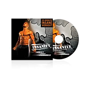 INSANITY Fast and Furious DVD Workout